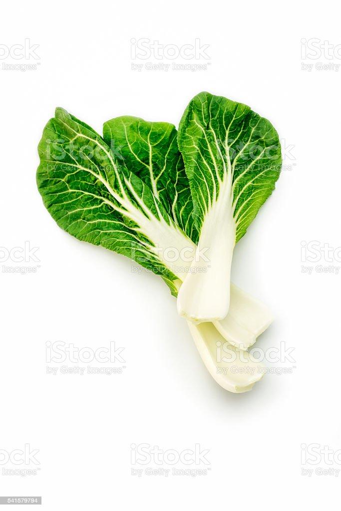 bok choy, Chinese cabbage stock photo