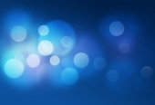 blue bokeh abstract glow light backgrounds