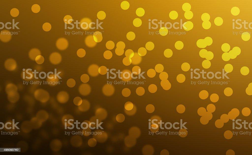 Bokeh blur - Royalty-free 2015 Stock Photo