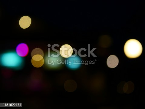 613518332 istock photo Bokeh colorful dot backgroun 1131622174
