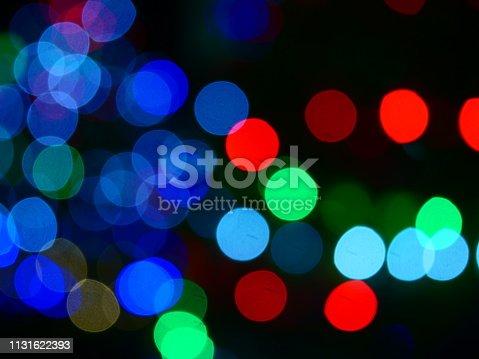 istock Bokeh colorful dot backgroun 1131622393