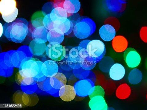 613518332 istock photo Bokeh colorful dot backgroun 1131622423