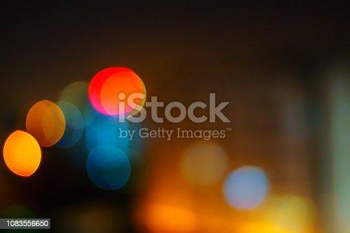 613518332 istock photo Bokeh colorful dot background 1083556650