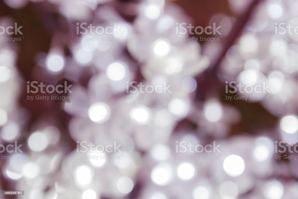 bokeh defocused light for abstract background royalty-free stock photo