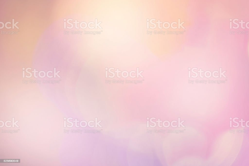 Bokeh Light Background stock photo