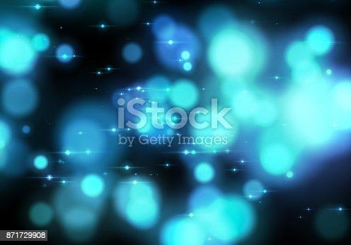 istock Bokeh light 871729908