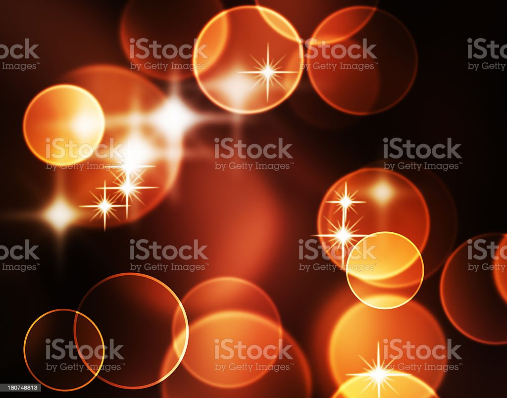 Bokeh lights royalty-free stock photo