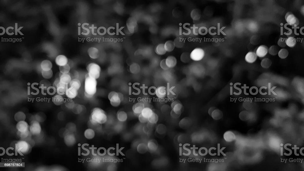 Bokeh lights stock photo
