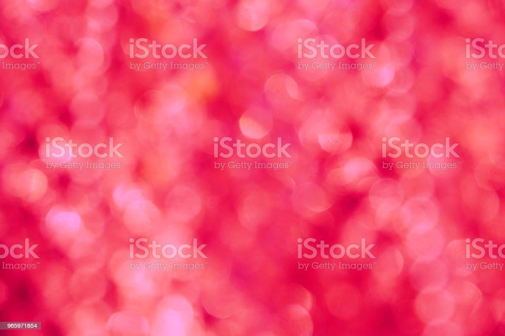 Bokeh-Leuchten Rosa festliche Valentines eleganten abstrakten Hintergrund - Lizenzfrei Abstrakt Stock-Foto