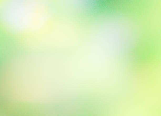 bokeh van de achtergrond van de natuur. intreepupil abstract groene achtergrond - natuur - groene acthergrond stockfoto's en -beelden