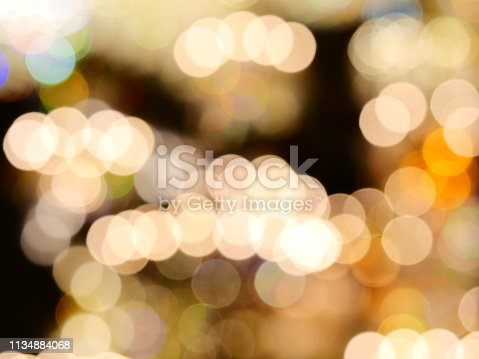 621116812istockphoto bokeh of night party in hall 1134884068