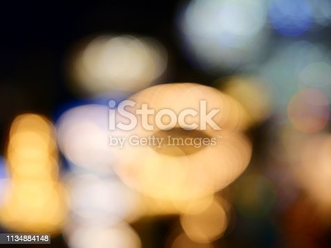 621116812istockphoto bokeh of night party in hall 1134884148