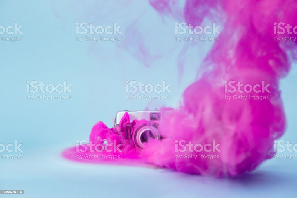 Bold Colours stock photo