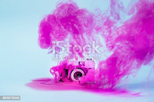 istock Bold Colours 853976340