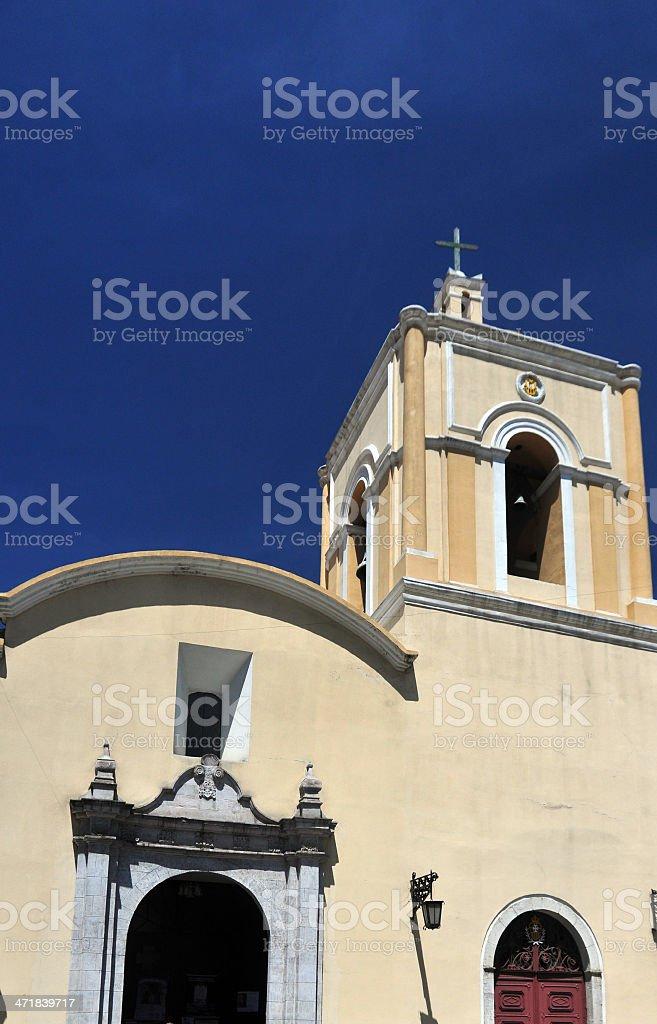 Bolivia, La Paz: Merced church royalty-free stock photo