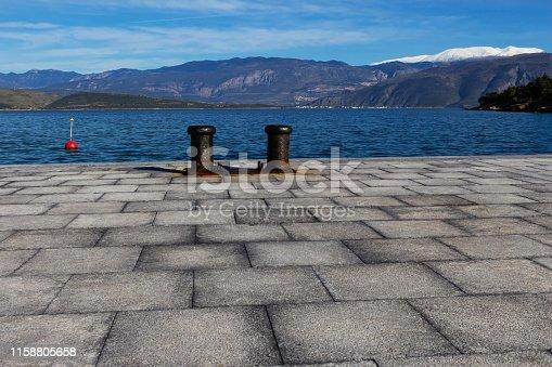 Image made in Galaxidi, fishing town in mainland Greece.