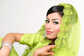 istock Bollywood Bride - Poonam 172260167