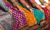 istock Bollywood dancers dress 849698772