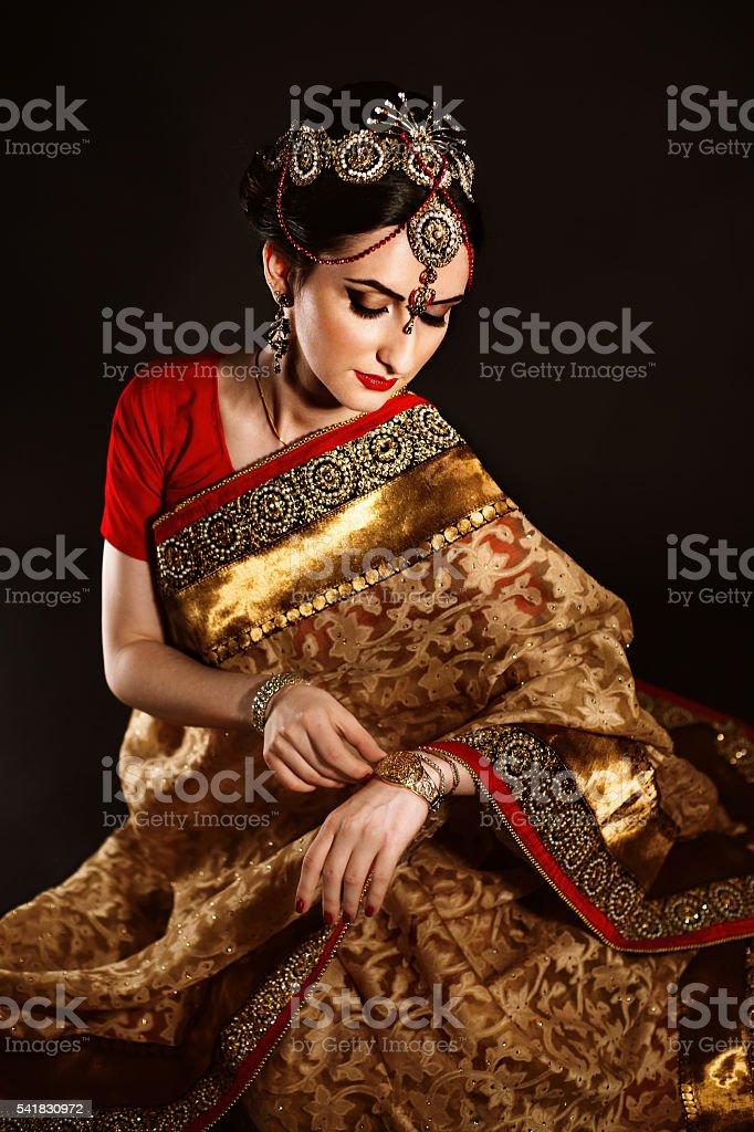 Bollywood stock photo