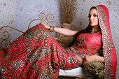 istock Bollywood Princess - Zaina 172236577