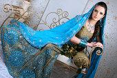 istock Bollywood Princess - Zaina 172267257