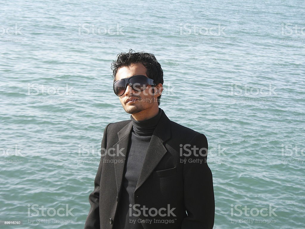 Bollywood s Hero foto stock royalty-free