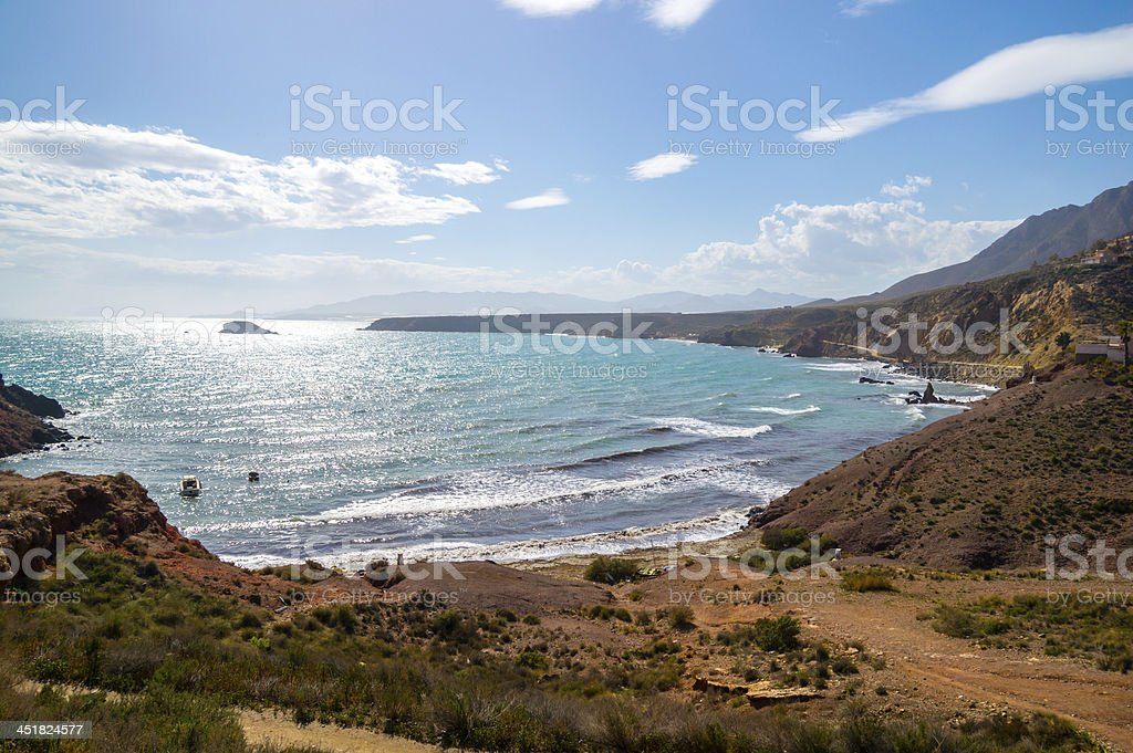 Bolnuevo stock photo