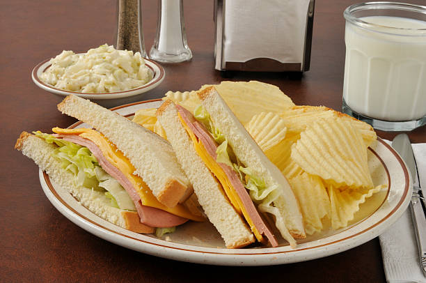 Bologna Sandwich Stock Photos, Pictures & Royalty-Free ...