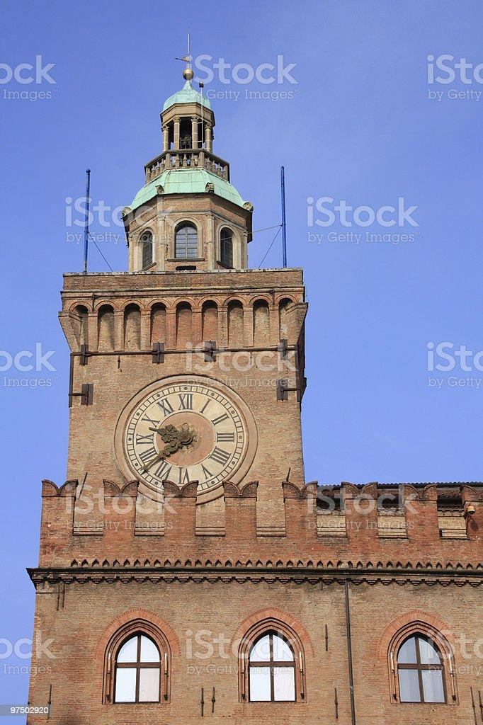Bologna royalty-free stock photo