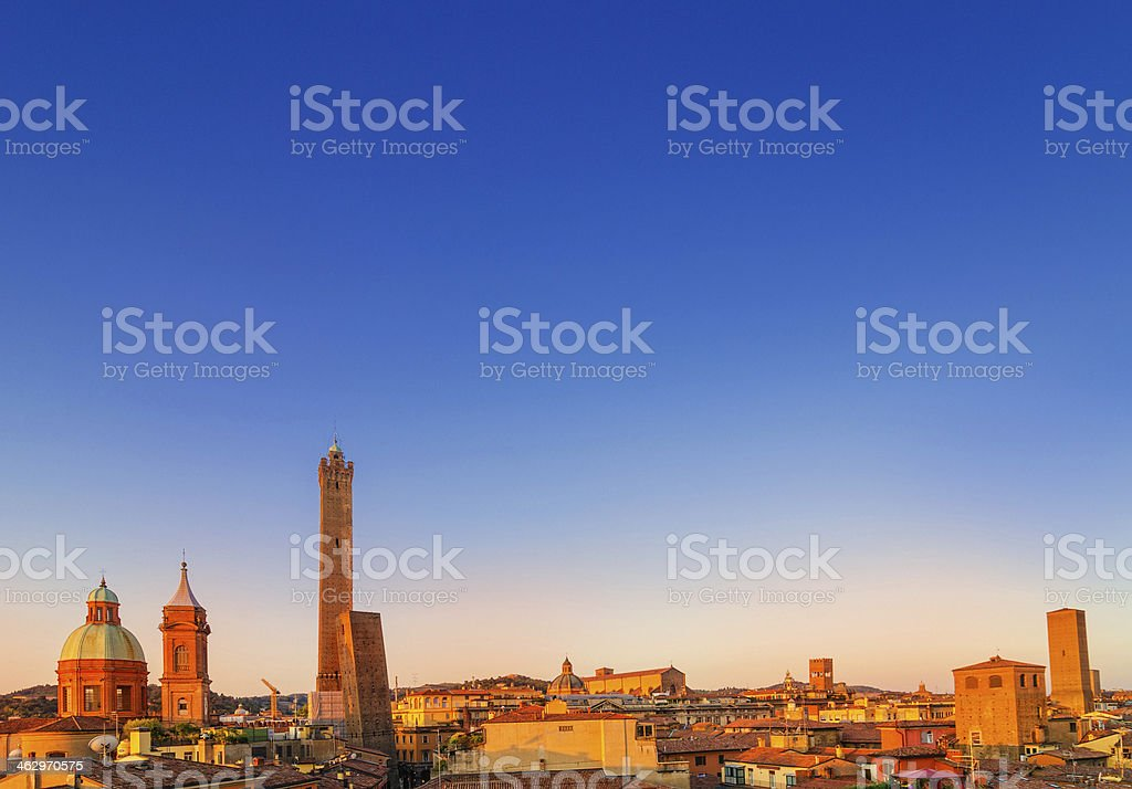 Bologna Sunrise - foto de stock
