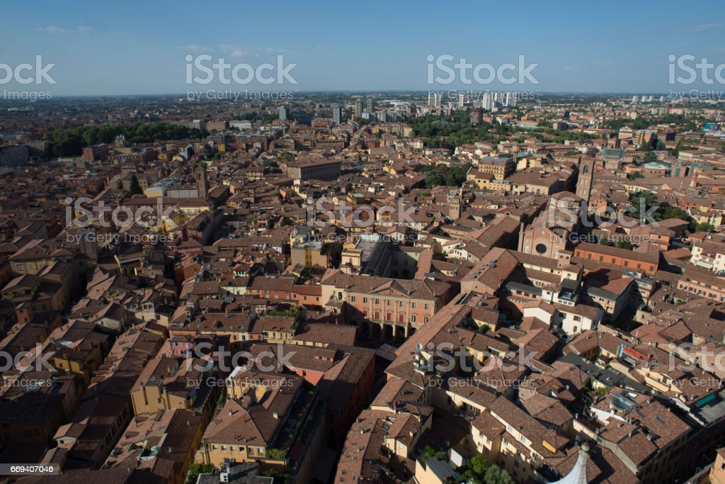 Bologna,Emilia Romagna stock photo