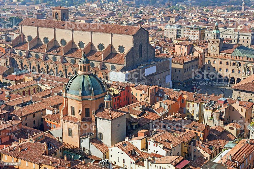 Bologna,Italy stock photo