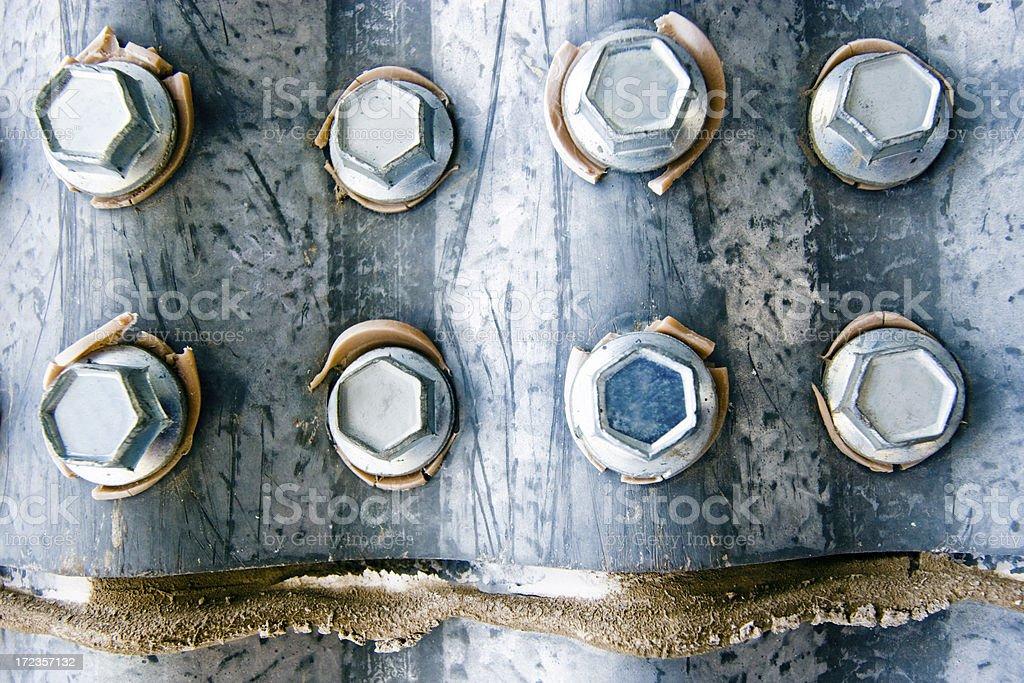 bolts royalty-free stock photo