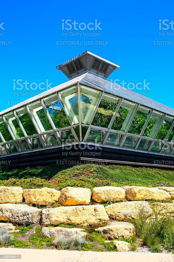 Bolz Conservatory At Olbrich Botanical Gardens In Madison Wisconsin ...