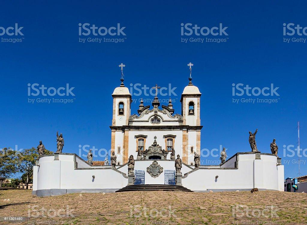 Bom Jesus de Matosinhos Church - foto de acervo