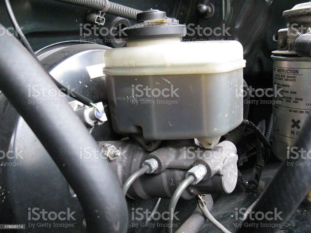 Bomba del Freno stock photo