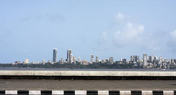 Cidade de Mumbai - foto de acervo