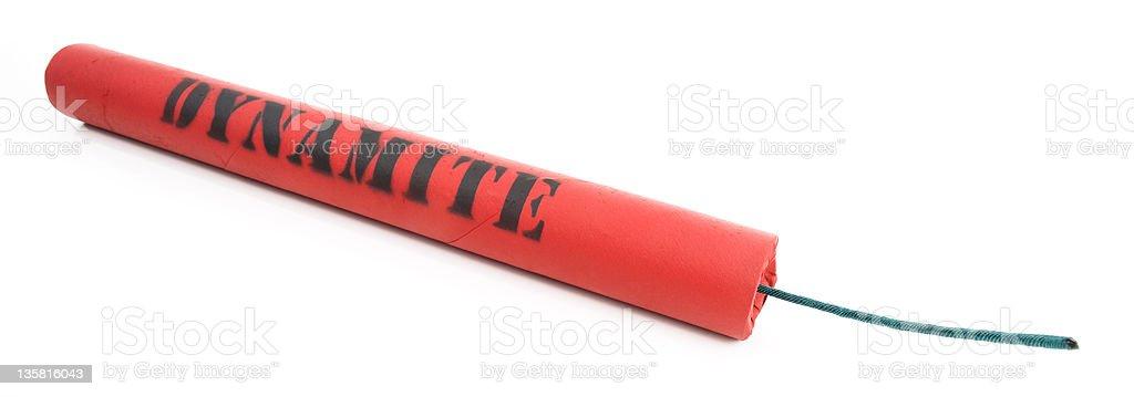 Bombs - Dynamite stock photo