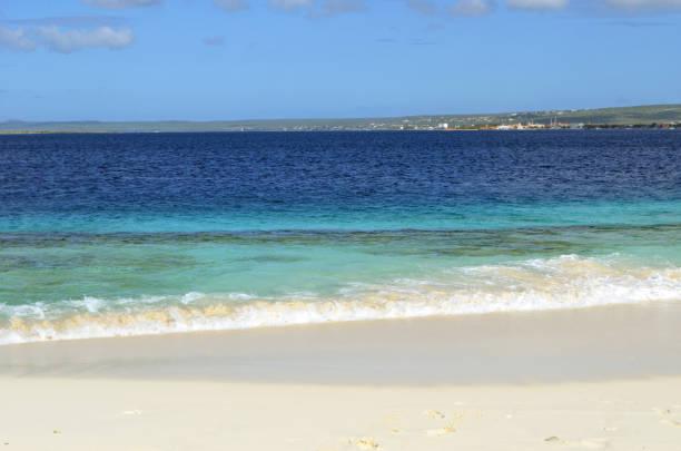 Bonaire Kralendijk Beaches stock photo