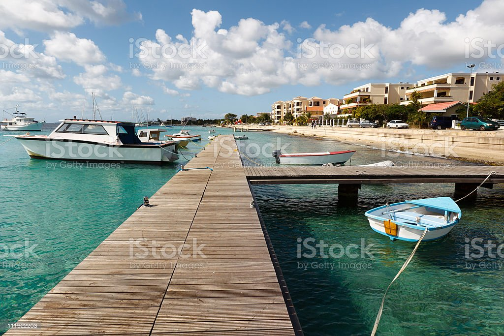 Bonaire stock photo