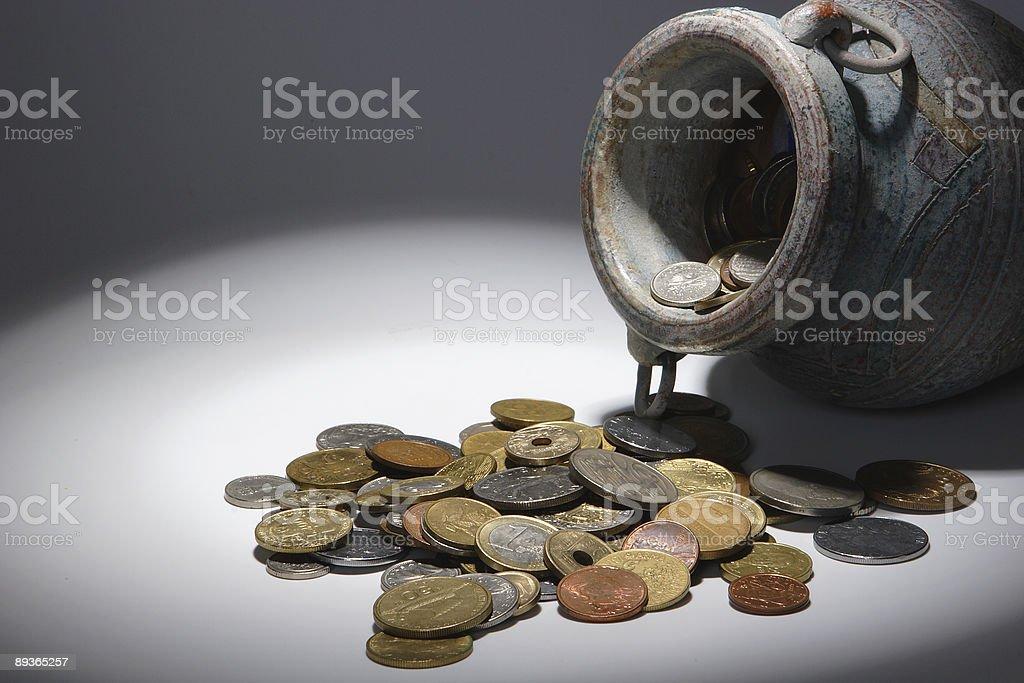 Bonanza, Money royaltyfri bildbanksbilder
