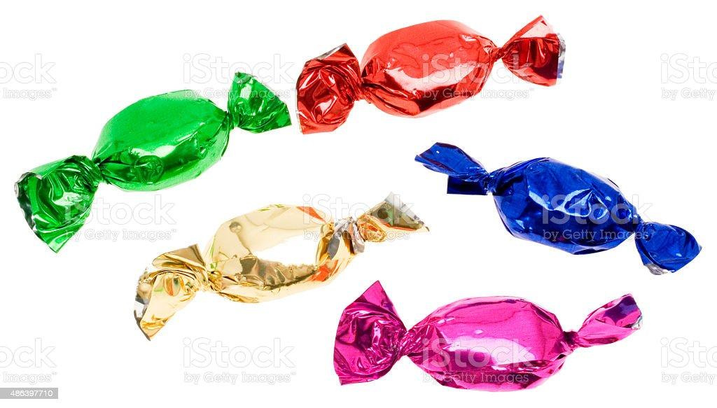 Bonbons stock photo