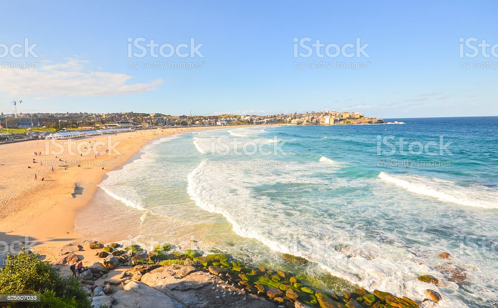 Bondi Beach , Sydney , Australia stock photo