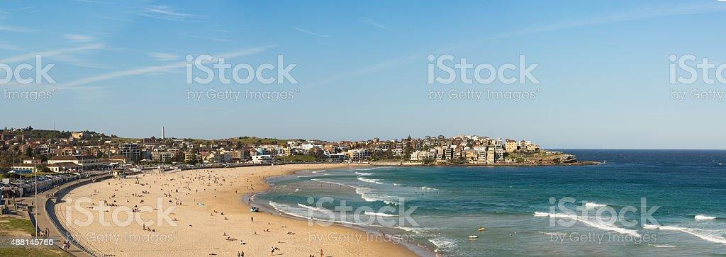 Bondi Beach, Sydney stock photo
