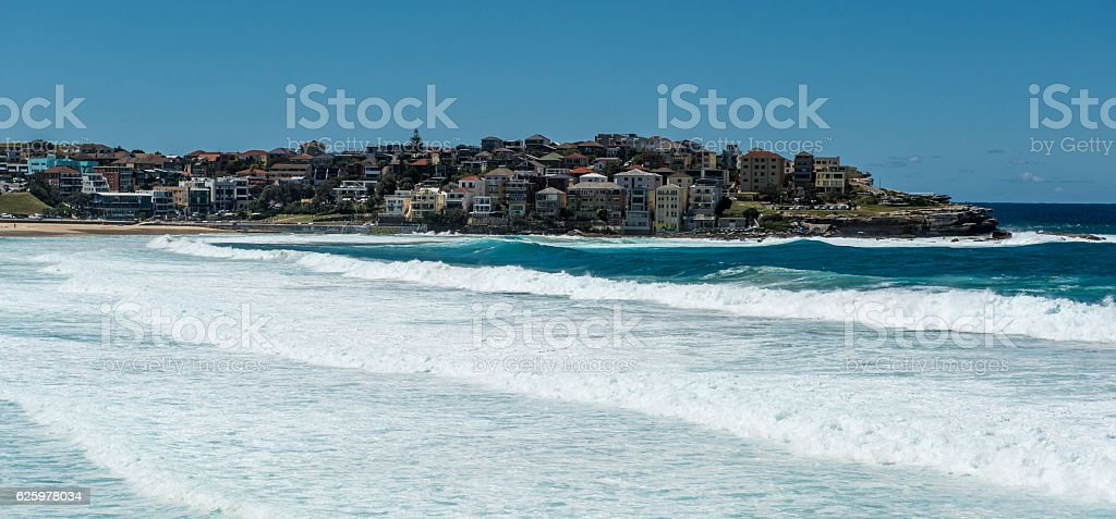 Bondi Beach Sydney stock photo