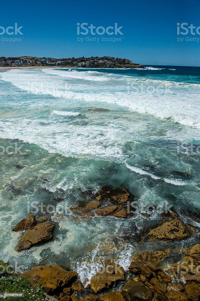 Bondi Beach Sydney stock photo