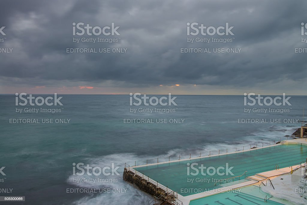 Bondi, Sydney, Australia, stock photo