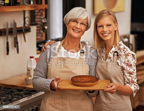 494086690istockphoto Bonding over baking 498335401
