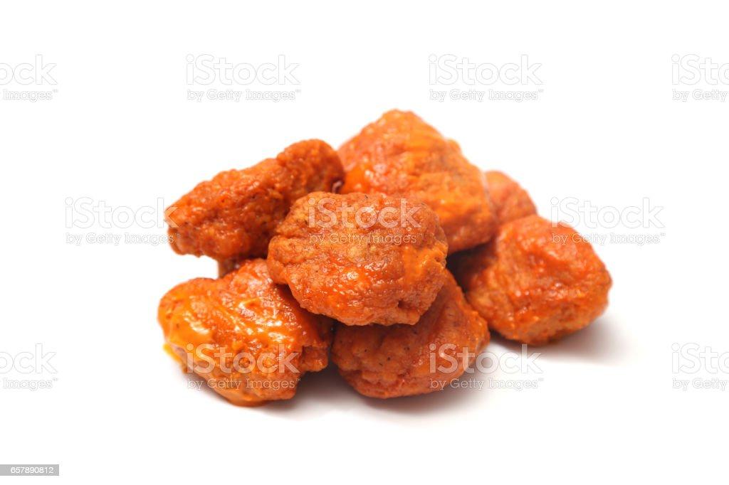 Boneless Chicken Wings stock photo