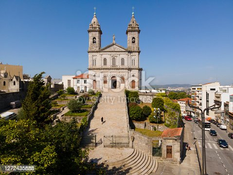 Bonfim Church in Porto, Portugal